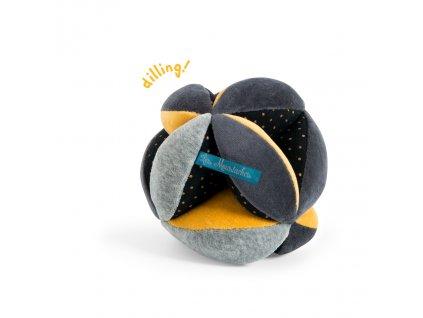 MOULIN ROTY Plyšový míček Pan Fousek