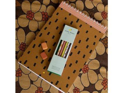sticky lemon sketchbook sprinkles panache gold