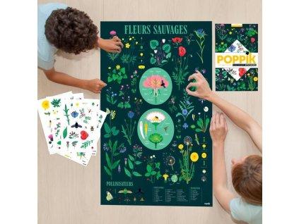 Poppik england sticker poster wall decor illustration pop