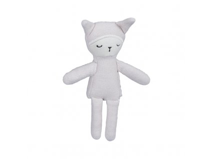 Pocket Friend Bunny Mauve (primary)