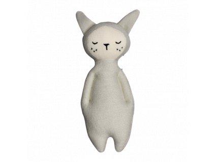 Rattle Soft Bunny Light Grey (primary)