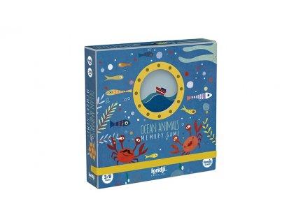 ocean animals memo