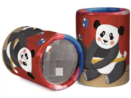 londji mini kaleidoskop panda cd087s12