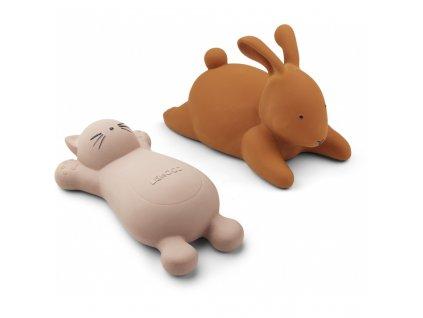 LW12778 Vikky bath toys 2 pack 0022 Cat rose Extra 0