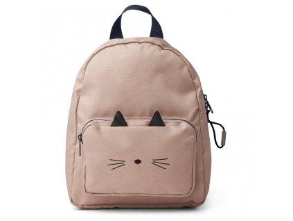 LW12804 Allan backpack 0022 Cat rose Extra 0