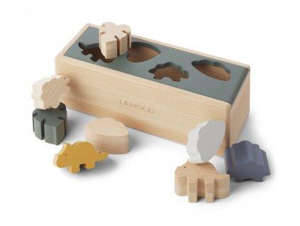 LW13063 Midas puzzle box 0240 Dino mix Extra 0