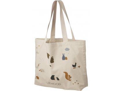 LW12632 Tote bag big 1149 Friendship sandy Extra 0