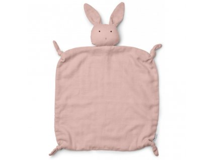 LW12379 Agnete cuddle cloth 0037 Rabbit rose Extra 0