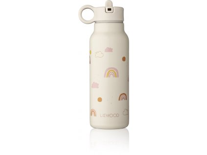 LW14325 Falk water bottle 350 ml 5071 Rainbow love mix Extra 0