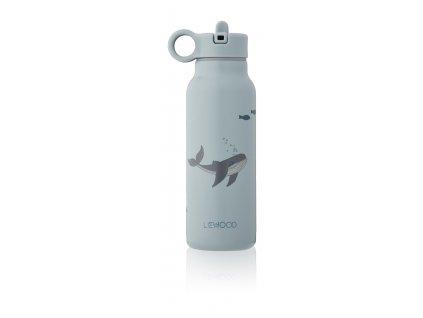 LW14325 Falk water bottle 350 ml 6970 Sea creature blue mix Extra 0