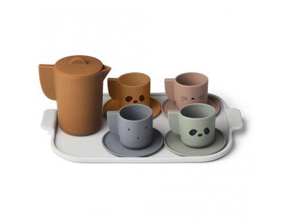 LW12828 Ophelia tea set 9300 Mix Extra 0