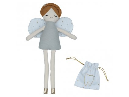 Doll Tooth Fairy w. pouch (primary)