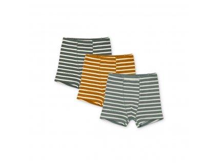 Felix boxers 3 pack Underwear LW14287 0956 Y D Stripe Blue fog multi mix 1200x