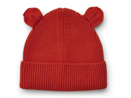 LW13014 Gina beanie 2400 Apple red Extra 0