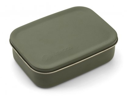LW14200 Jimmy lunch box 7352 Dino hunter green Extra 0