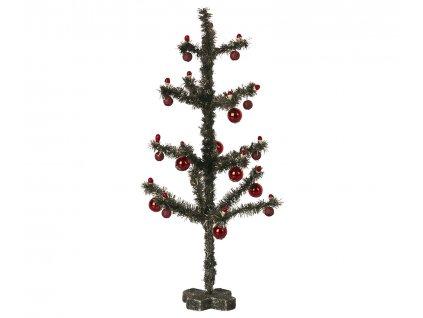 MAILEG Vánoční stromeček pro myšky - antique silver