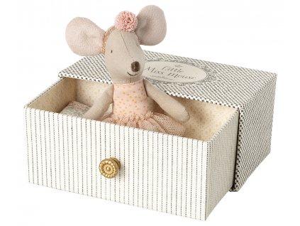 MAILEG Myší slečna v šuplíčku - malá sestra