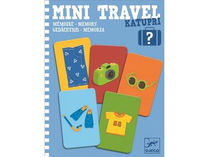 DJECO Mini travel - Co máš sbaleno?