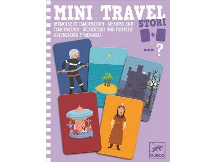 DJECO Mini travel - Příběhy