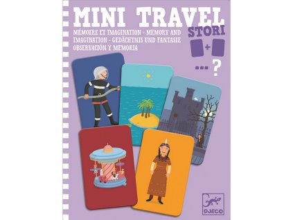 Mini travel - Příběhy