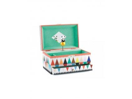 DJECO Hrací skříňka Panda