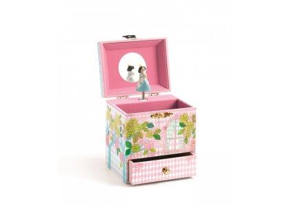 Hrací skříňka Princezna