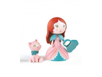 DJECO Figurka Rosa a kočička