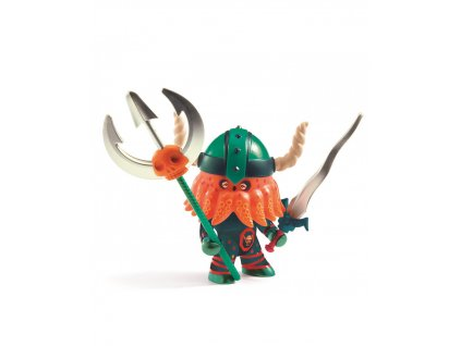 DJECO Figurka Viking Poulpus