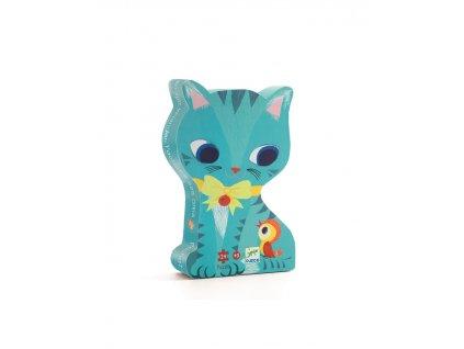 DJECO Puzzle Malé Kotě - 24 dílků