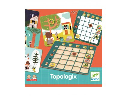 DJECO EDULUDO - Topologix