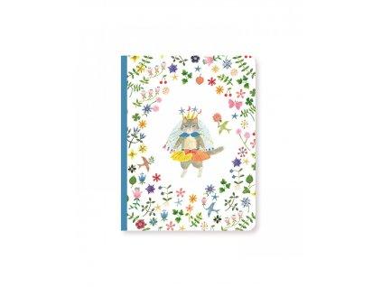 Krásný designový zápisník Aiko