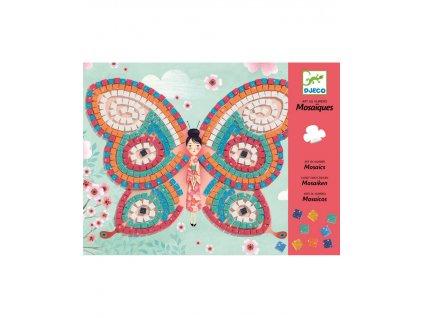 Mozaika Motýlci