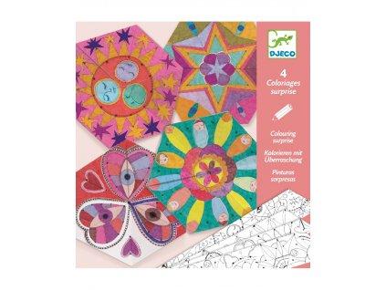 Origami Hvězdné Mandaly