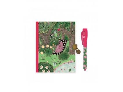 Tajný deník Fanny s magickou tužkou