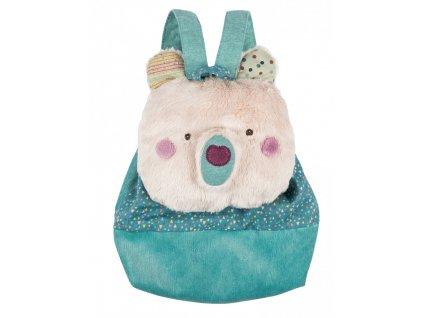 MOULIN ROTY Batoh modrý medvěd