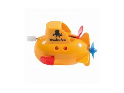 Ponorka do vany žlutá