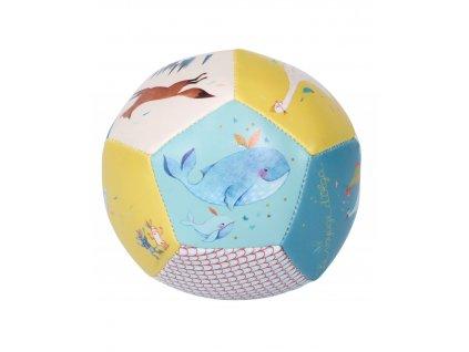 Měkkoučký míč Velryba a lišák