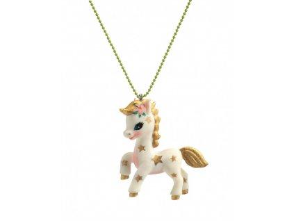 DJECO Kouzelný talisman Pony
