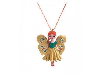 DJECO Kouzelný talisman Motýlí Víla