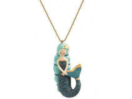 DJECO Kouzelný talisman Mořská panna