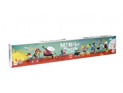 PZ345 MY BIKE PUZZLE pack