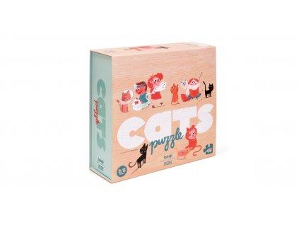 PZ362U CATS PUZZLE pack (1)