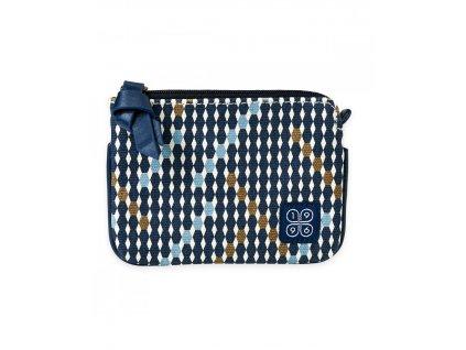 Malá peněženka Modrá