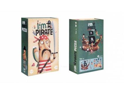 i m a pirate puzzle