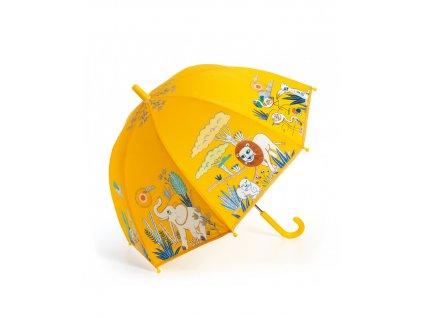 DJECO Krásný designový deštník - Savana