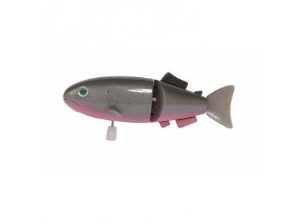 Jouet de bain poisson gris Les Petites Merveilles Moulin Roty