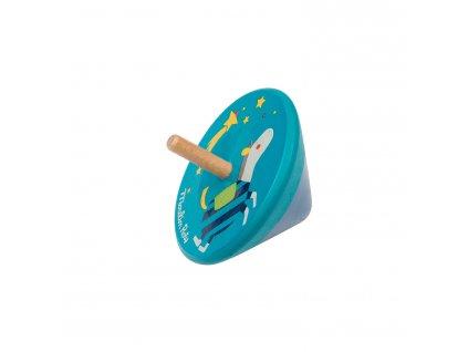 MOULIN ROTY Modrá káča oslík