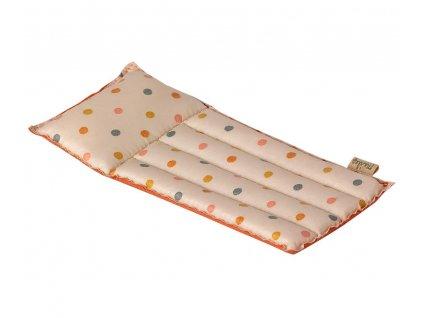 MAILEG Nafukovací matrace - barevné puntíky