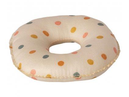 MAILEG Nafukovací kruh - barevné puntíky