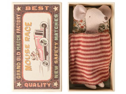 Maileg Myší slečna v krabičce - velká sestra